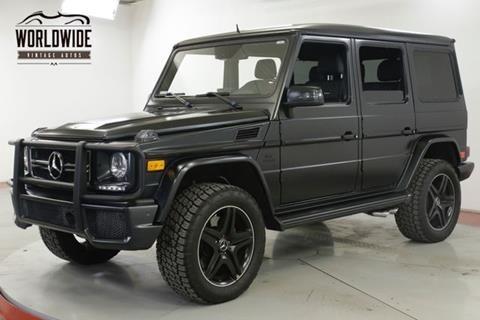 2014 Mercedes-Benz G-Class for sale in Denver, CO