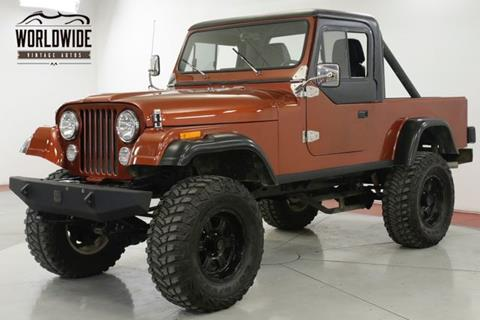 1982 Jeep Scrambler for sale in Denver, CO
