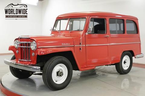 1956 Jeep Willys for sale in Denver, CO