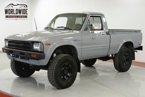 1982 Toyota Truck >> 1982 Toyota Pickup For Sale In Denver Co