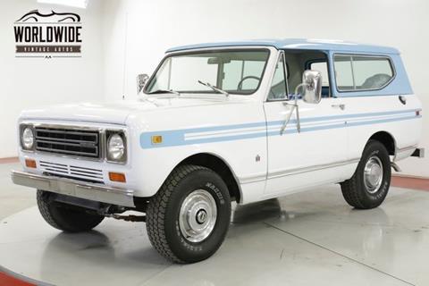 1979 International Scout for sale in Denver, CO