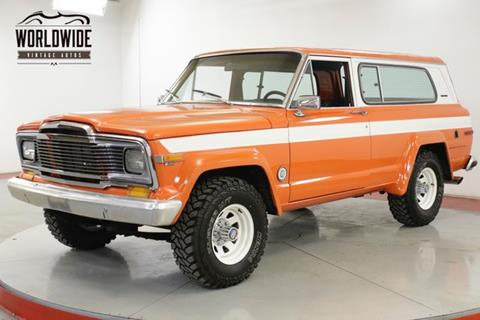 1979 Jeep Cherokee for sale in Denver, CO