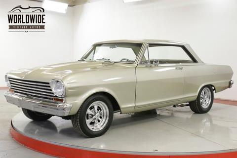 1963 Chevrolet Nova for sale in Denver, CO