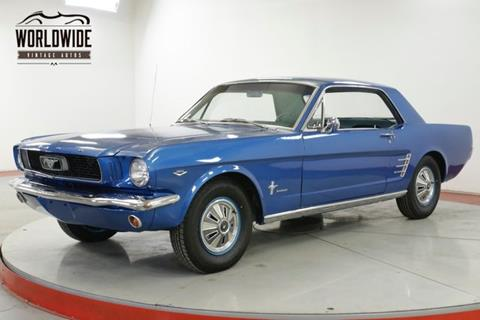 1966 Ford Mustang for sale in Denver, CO