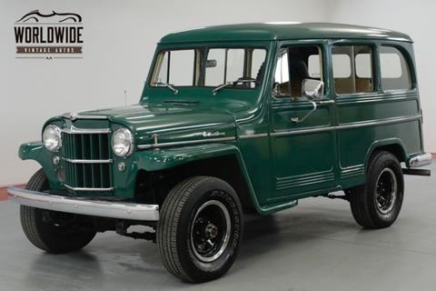 1959 Jeep Willys for sale in Denver, CO