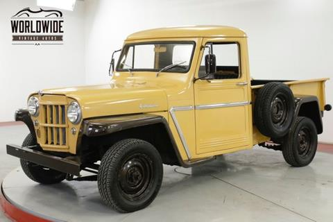 1963 Jeep Willys for sale in Denver, CO