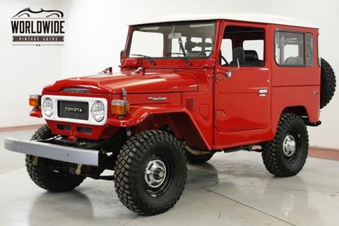 1981 Toyota Land Cruiser for sale in Denver, CO