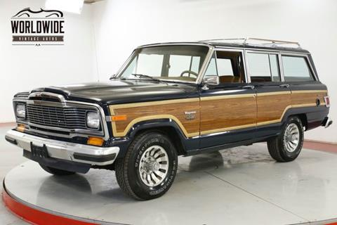 1983 Jeep Wagoneer for sale in Denver, CO