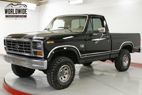 1986 Ford F-150 for sale in Denver, CO