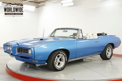 1968 Pontiac GTO for sale in Denver, CO