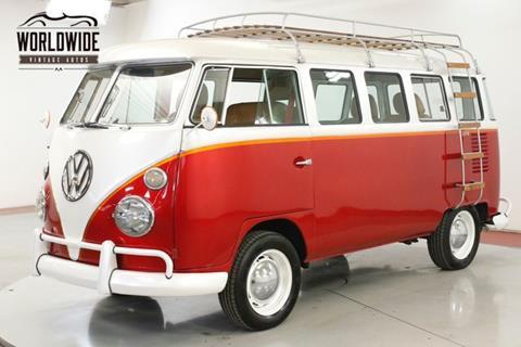 1974 Volkswagen Bus for sale in Denver, CO