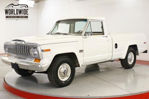 1983 Jeep J-10 Pickup for sale in Denver, CO