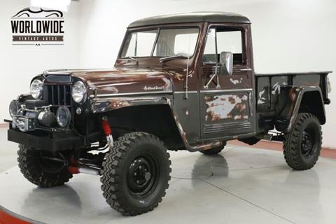 1960 Jeep Willys for sale in Denver, CO