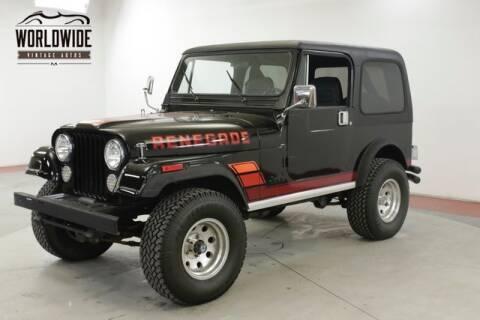 1984 Jeep CJ-7 for sale in Denver, CO