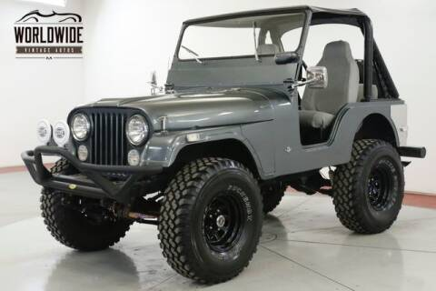 1975 Jeep CJ-5 for sale in Denver, CO
