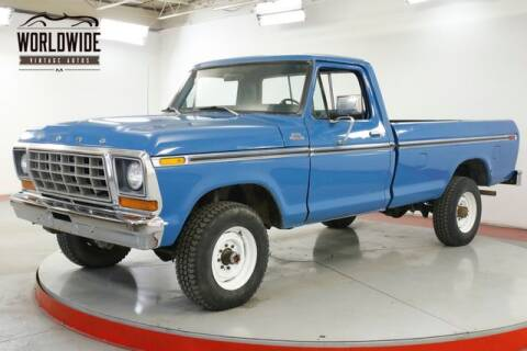 1979 Ford F250 For Sale Craigslist - Greatest Ford