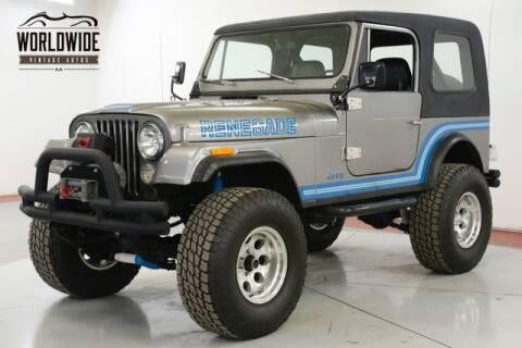 Jeep Cj7 For Sale Craigslist Indiana