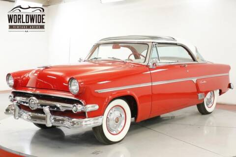 1954 Ford CRESTINE SKYLINE for sale at World Wide Vintage Autos in Denver CO