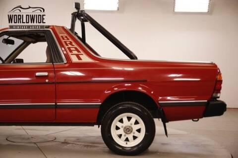 1987 Subaru Brat