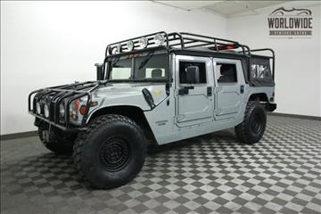 1998 AM General Hummer for sale in Denver, CO