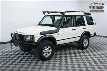 2004 Land Rover Discovery for sale in Denver, CO