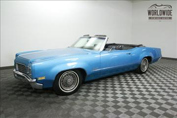 1970 Oldsmobile Delta Eighty-Eight for sale in Denver, CO