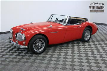 1965 Austin-Healey 3000 MKIII for sale in Denver, CO