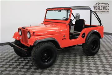 1967 Jeep CJ-5 for sale in Denver, CO
