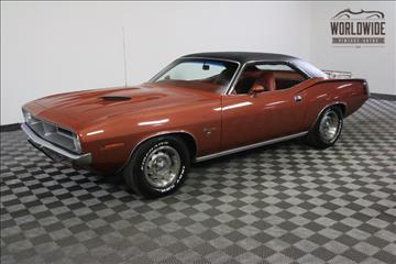1970 Plymouth Barracuda for sale in Denver, CO