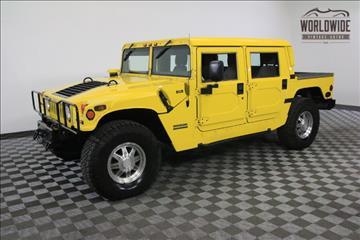 2000 AM General Hummer for sale in Denver, CO