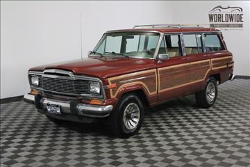 1984 Jeep Grand Wagoneer for sale in Denver, CO