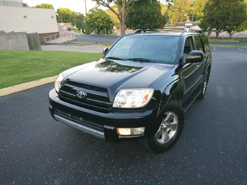 2004 Toyota 4Runner for sale in Knoxville, TN