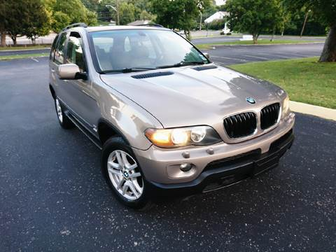2004 BMW X5 for sale in Knoxville, TN