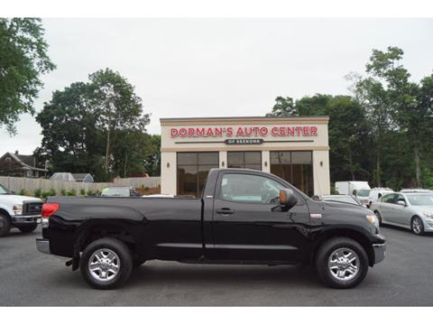 2007 Toyota Tundra for sale in Seekonk, MA