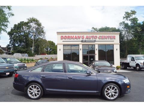 2009 Audi A6 for sale in Seekonk, MA