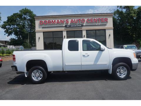 2010 GMC Sierra 2500HD for sale in Seekonk, MA