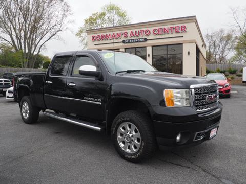 2011 GMC Sierra 2500HD for sale in Seekonk, MA