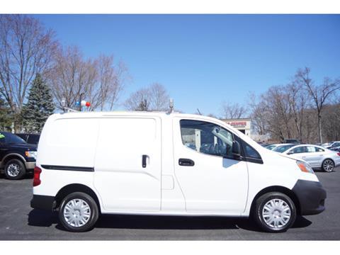 2013 Nissan NV200 for sale in Seekonk, MA