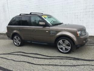 2011 Land Rover Range Rover Sport for sale at CHOICE AUTO SALES in Murrysville PA
