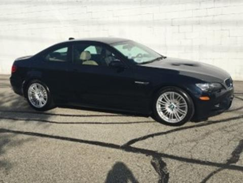 2013 BMW M3 for sale at CHOICE AUTO SALES in Murrysville PA