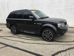 2012 Land Rover Range Rover Sport for sale at CHOICE AUTO SALES in Murrysville PA