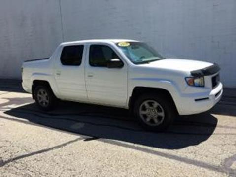 2008 Honda Ridgeline for sale at CHOICE AUTO SALES in Murrysville PA