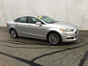 2013 Ford Fusion for sale at CHOICE AUTO SALES in Murrysville PA