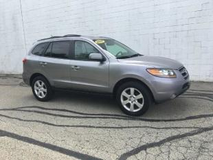 2007 Hyundai Santa Fe for sale at CHOICE AUTO SALES in Murrysville PA