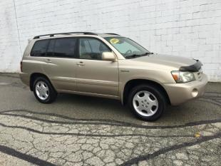 2005 Toyota Highlander for sale at CHOICE AUTO SALES in Murrysville PA