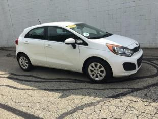 2013 Kia Rio5 for sale at CHOICE AUTO SALES in Murrysville PA
