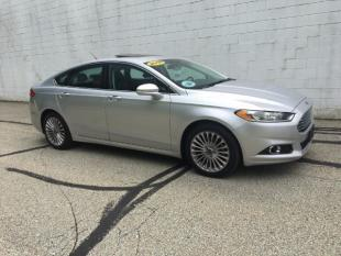 2016 Ford Fusion for sale in Murrysville, PA