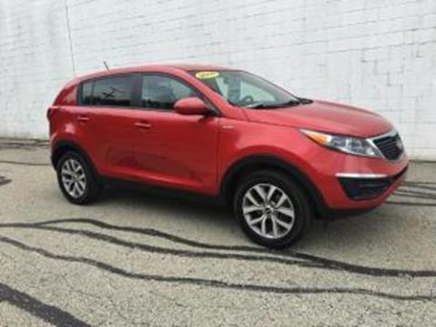 2014 Kia Sportage for sale in Murrysville, PA