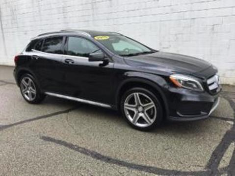 2015 Mercedes-Benz GLA for sale in Murrysville, PA