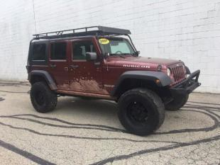 2007 Jeep Wrangler Unlimited for sale in Murrysville, PA